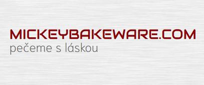 Mickey Bake Ware