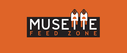 Musette feed zone