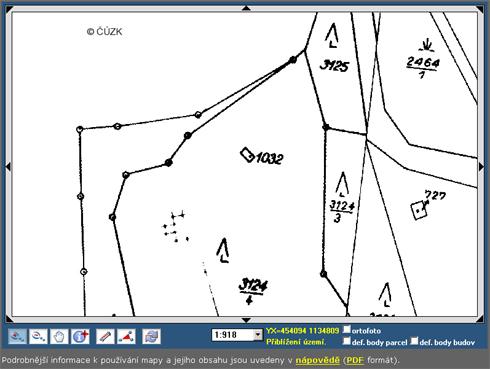 Katastralni Mapy Konecne Online